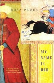 my name is red pamuk cover