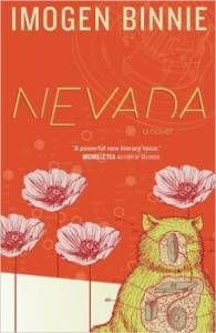 Nevada by Imogen Binnie book cover