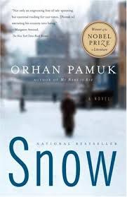 snow pamuk cover