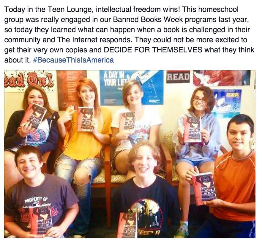 teen homeschooling group SGA