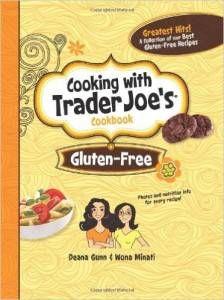 tj gluten free cookbook
