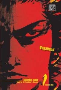 Vagabond volume 1 by Takehiko Inoue