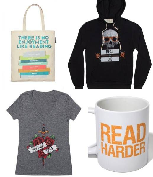 Book Riot Store 100