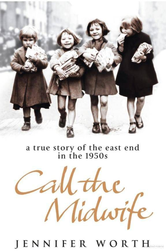 Cover of Call the Midwife by Jennifer Worth