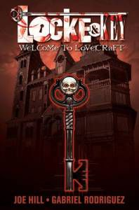 LOCKE & KEY, VOL. 1- WELCOME TO LOVECRAFT