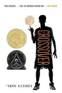 Newbery Winners   The Crossover by Kwame Alexander