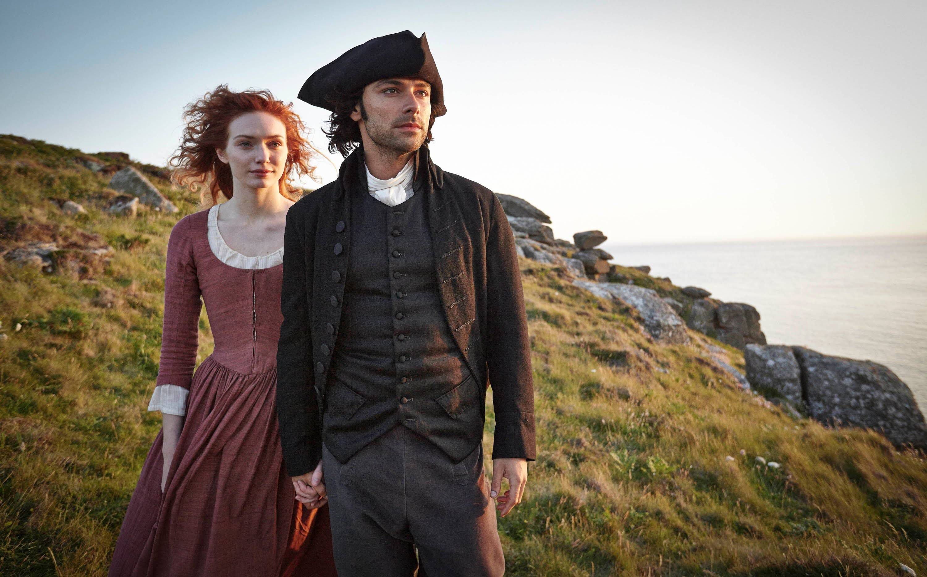 Poldark | What to Read if You Want More British Drama