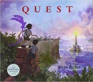 Quest by Aaron Becker
