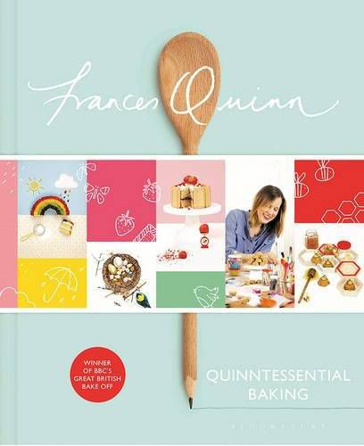 Quinntessential Baking by Frances Quinn