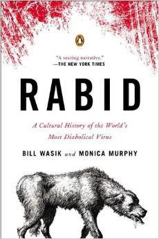 cover of Rabid by Bill Wasik and Monica Murphy