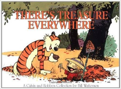 Theres-Treasure-Everywhere-Bill-Watterson