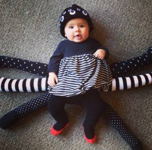 baby spider  sc 1 st  Book Riot & The 9 Best Halloween Costumes Based On Childrenu0027s Books Ranked