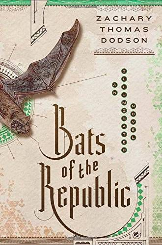 bats of the republic cover