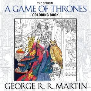 Grown-Up Coloring Books Based on Novels