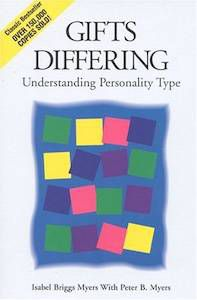 Gifts Differing by Isabel Briggs Myers