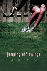 jumping off swings