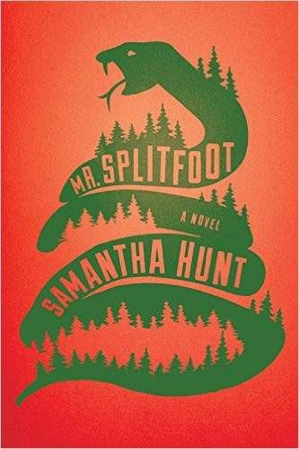 cover of mr splitfoot by samantha hunt