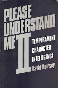 Please Understand Me II by David Keirsey