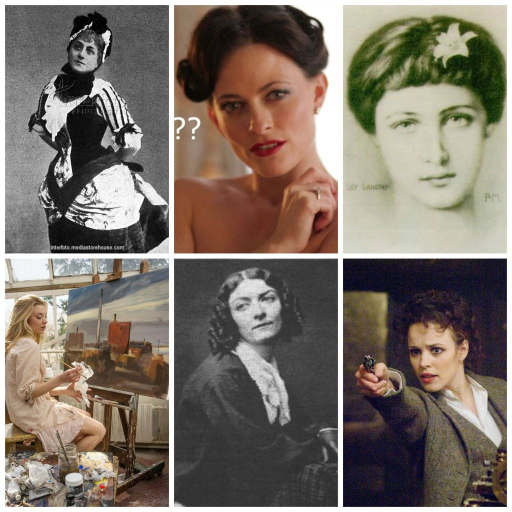 irene adler in film and real life