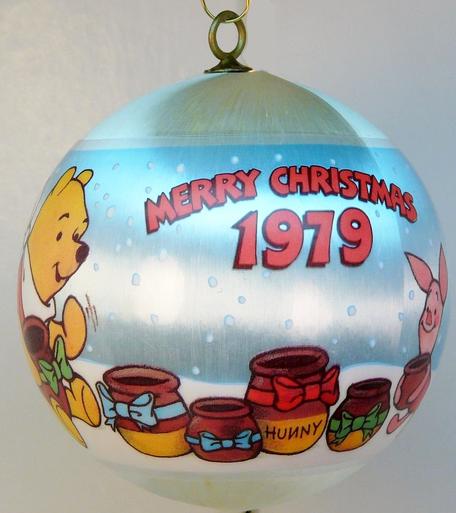 1979 Winnie the Pooh Ball