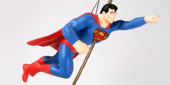 1993 Superman Hallmark Ornament