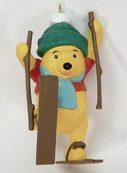 1993 Winnie the Pooh Hallmark Ornament