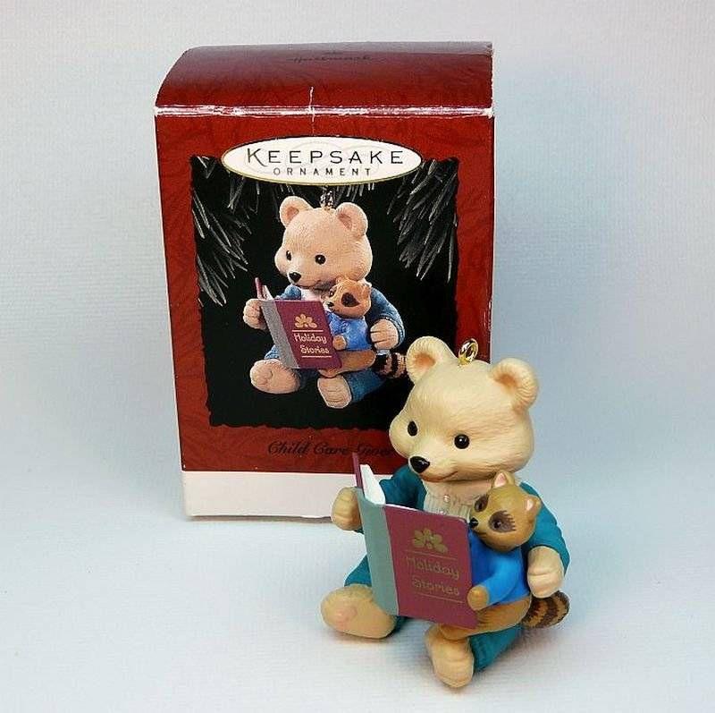 1994 Child Care Giver Hallmark Ornament