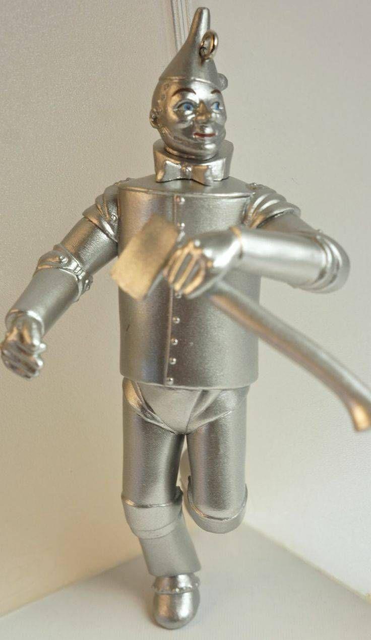1994 Tin Man Hallmark Ornament