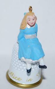1995 Alice in Wonderland Hallmark Ornament