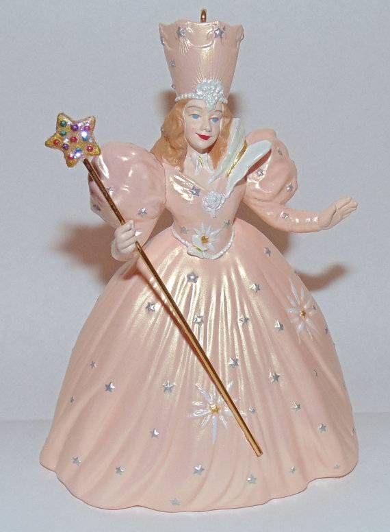 1995 Glinda the Good Witch Hallmark Ornament