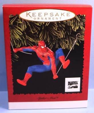 1996 Spider-Man Hallmark Ornament