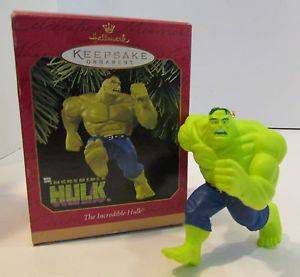 1997 Incredible Hulk Hallmark Ornament