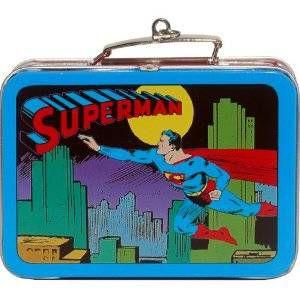1998 Superman Luchbox Hallmark Ornament