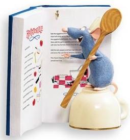 2007 Anyone Can Cook Ratatouille Hallmark ornament