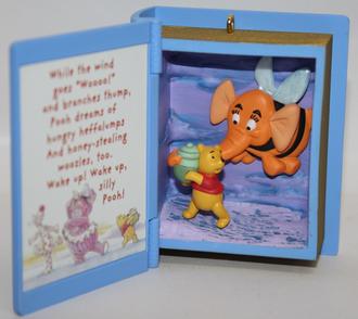 2008 Winnie the Pooh #11 Hallmark ornament