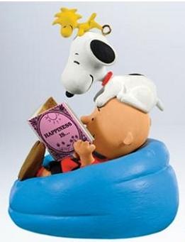 2011 Happiness Is... Peanuts Hallmark ornament
