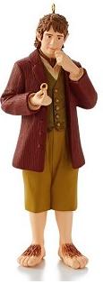 2013 Bilbo Baggins - The Hobbit Hallmark Ornament