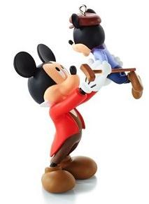 2013 Mickey's Christmas Carol Hallmark ornament