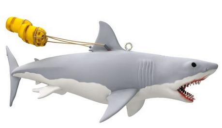 2014 Great White Menace Keepsake Jaws Hallmark ornament