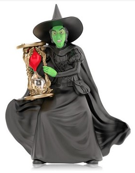 2014 It's Shoe Time Wizard of OZ Hallmark Ornament