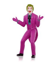 BATMAN CLASSIC TV SERIES™ The Joker Ornament