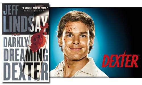 Dexter Show and Adapted Book