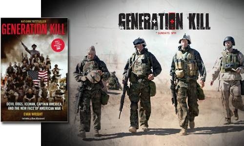 Generation Kill Show and Adapted Book