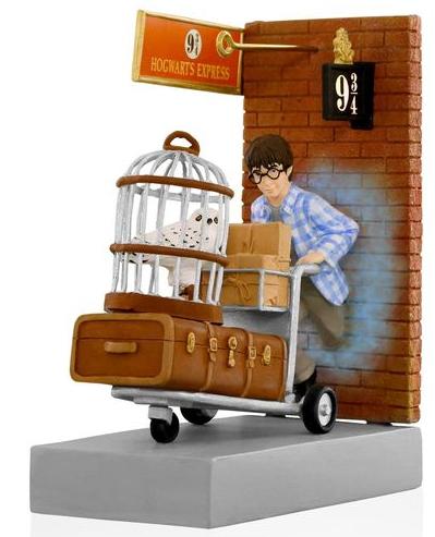 HARRY POTTER™ Platform 9 3:4 Hogwarts Express Ornament