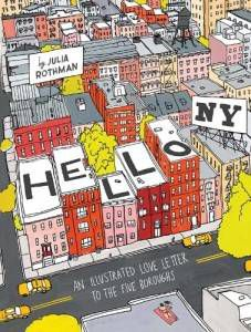 Hello NY by Julia Rothman