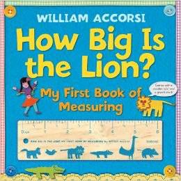 How Big is the Lion by William Accorsi