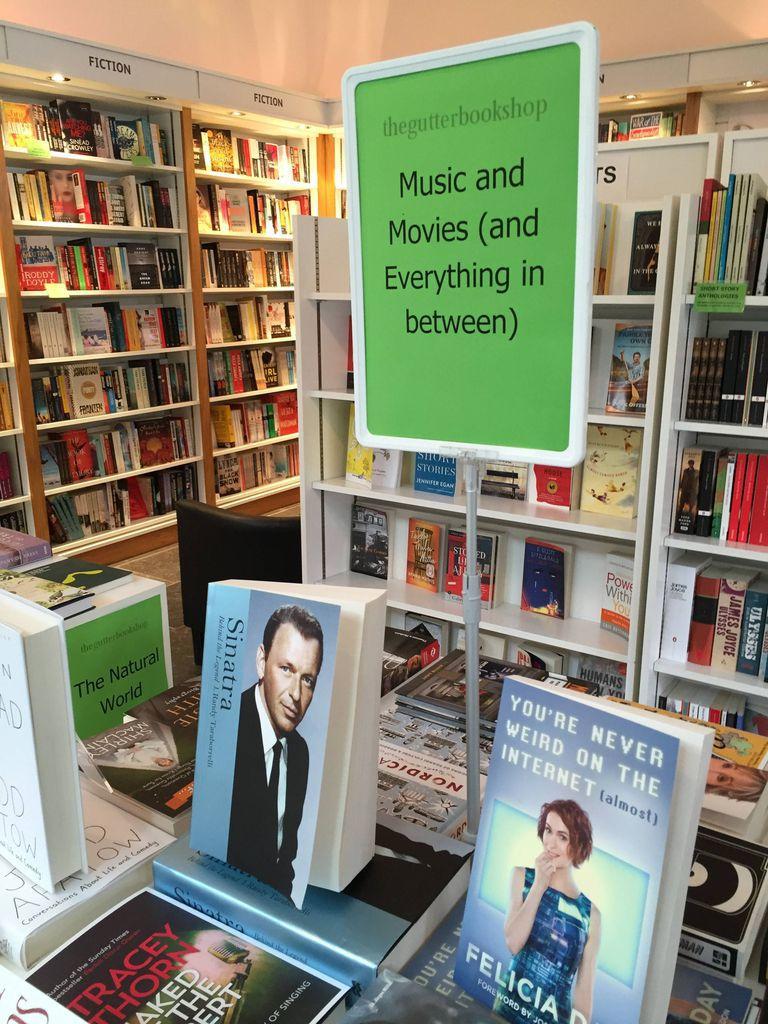 the gutter bookshop dublin