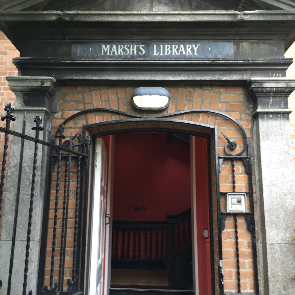 marsh's library dublin
