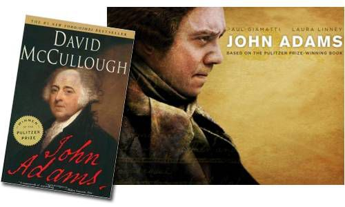 John Adams Show and Adapted Book