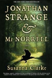 Jonathan Strange & Mr. Norrell by Susanna Clarke cover